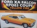 Ford XA Falcon RPO83 Coupe