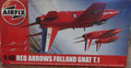 Red Arrows Folland Gnat T.1