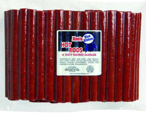 Jim's Blue Ribbon 5lb Hot Rods Plain