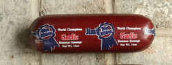 Jim's Blue Ribbon 14oz World Champion Garlic Summer Sausage