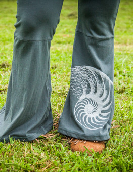 #5735 Ammonite Yoga Pants