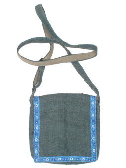 G609 Multi-Pocket Hemp Bag