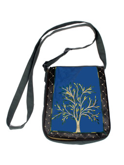G1029 Treehugger Flap Bag