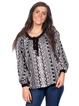 1532 Marrakesh Blouse