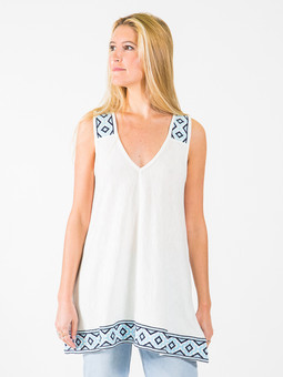 #6199 City Nights Tunic