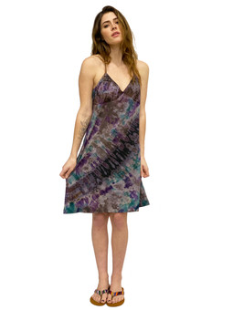 2055 Jacquard Night Dress