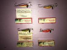 Need a couple inserts, and last two lures to complete the set.