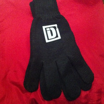 iD2 gloves black