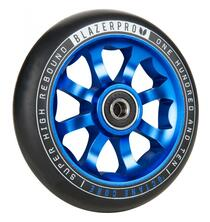 Octane scooter wheels - blue