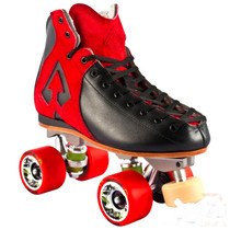 Antik Roller derby skate Black/Red