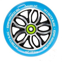 MGP SWITCH BLADE SCOOTER WHEEL BLUE