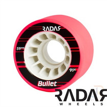 RADAR WHEELS BULLET PINK