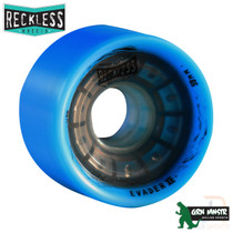 RECKLESS WHEELS (4) - EVADER XE 59mm/95a - TEAL