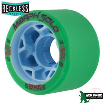 RECKLESS WHEELS (4) - MORPH SOLO 59mm - GREEN 97a