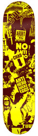 Anti Hero Deck Protest PP-yellow