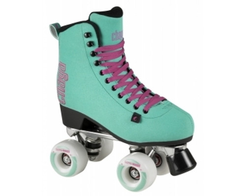 CHAYA LIFESTYLE DELUXE QUAD ROLLER SKATES Melrose turquise