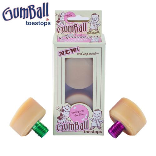 Gumball Toestops Long / Short Stem