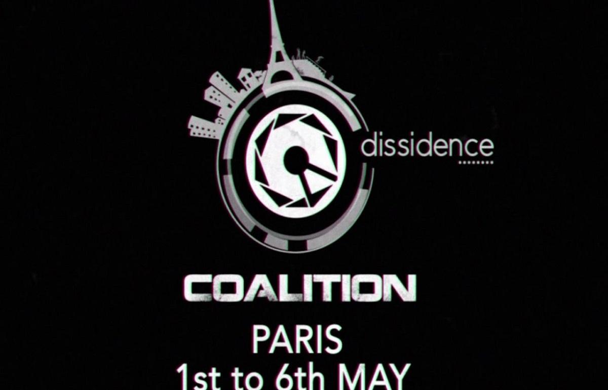 Dissidence Coalition 2017 Winners