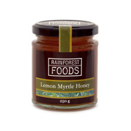 Lemon myrtle honey