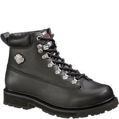 """91144 Harley Davidson Men's Drive 6 Safety Boots - Black"""""""