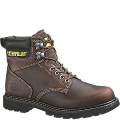 72365 Caterpillar Men's Second Shift Work Boots - Tan