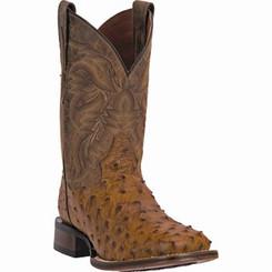 Dan Post Boots Mens Alamosa DP3876 Saddle Tan