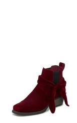 "Justin Ladies Boots L9758 6"" CHELLIE VELVET"