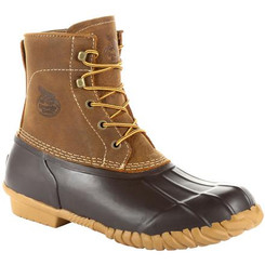 Georgia Boot Marshland Unisex Duck Boot 0274 BROWN