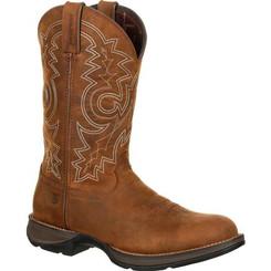 Rebel by Durango Mens Boots Waterproof Western Boot 0163 COYOTE BROWN