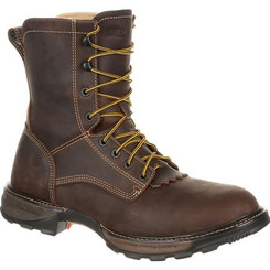 Durango Mens Boots Maverick XP Steel Toe Waterproof Lacer Work Boot 0173 OILED BROWN