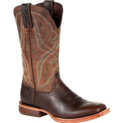 Durango Arena Pro Women's Dark Chestnut Western Boot 0379 DARK CHESTNUT