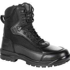 Rocky Mens Boots X-Flex Public Service Boot 0048 BLACK