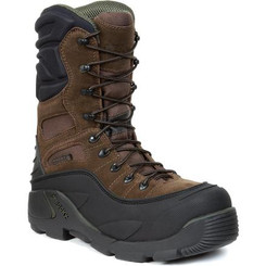Rocky BlizzardStalker Steel Toe Waterproof Insulated Boot 7465 BROWN