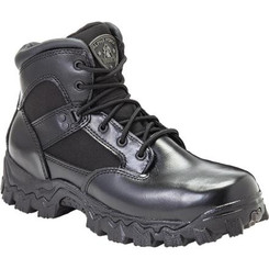 Rocky AlphaForce Composite Toe Waterproof Duty Boot 6167 BLACK