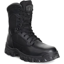 Rocky AlphaForce Waterproof Duty Boot 2165 BLACK