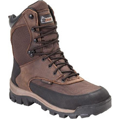Rocky Core Waterproof Insulated Outdoor Boot 4753 BROWN