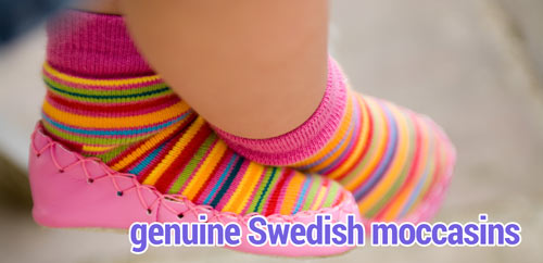 Hand sewn Swedish mocassins from Nowali