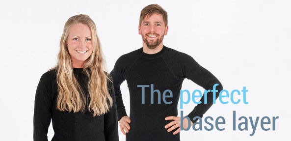 Merino wool thermals for adults: the perfect base layer