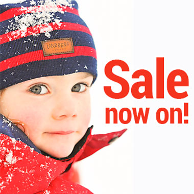 Raindrops Winter Sale now on
