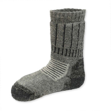 Grey Nowali wellie boot socks