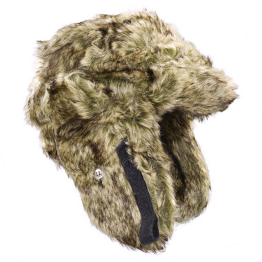 Winter trapper hat from Ketch, Sweden