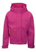 Kozi Kidz Jacket in Berry