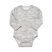 Luxury Merino Wool & Bamboo Baby & Toddler Body Suit