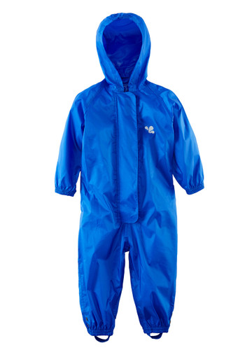 Muddy Puddles Originals All in One suit in Royal Blue