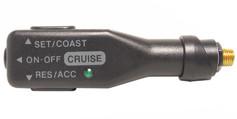 250-9608  2012-2018 GMC Savana G Van Complete Rostra Cruise Control Kit