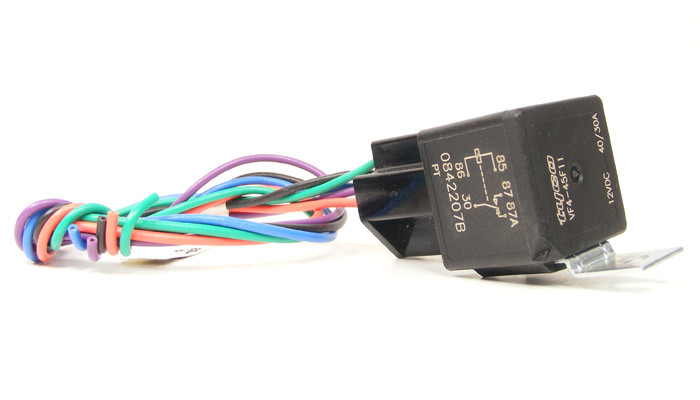 Sensational Universal Relay With Socket Wiring For Cruise Control Wiring Cloud Tziciuggs Outletorg