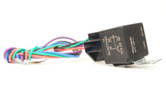 250-4382 Relay With Socket & Wiring Universal Application