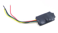250-4382 Relay With Socket /& Wiring Universal Application