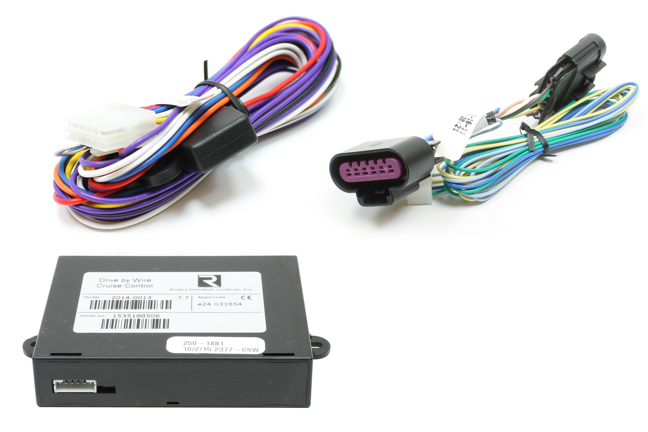 250 1881 Gm Ls Drive By Wire Cruise Control Kit For Sale Wiring Harness Image 1