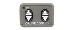 Caterpillar 3406B Universal cruise control for Electronic speedometer
